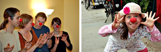 clownsnasen